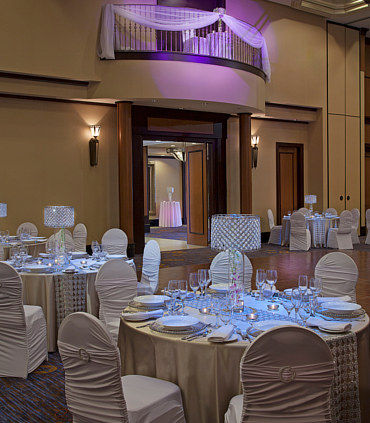 Marriott Banquet Hall